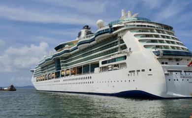 Serenade of the Seas en el Grupo Puerto de Cartagena