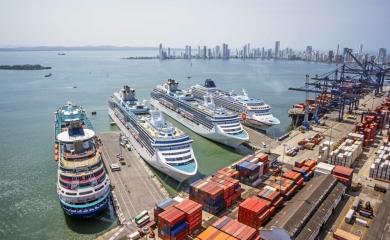 Durante la Semana Mayor, Cartagena recibirá más de 24.000 visitantes que llegarán en 8 cruceros en calidad de pasajeros y tripulantes.