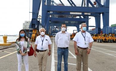 Superintendente de Industria y Comercio en el Grupo Puerto de Cartagena