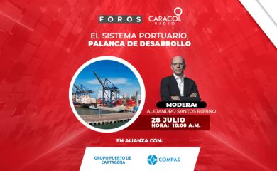 Webinar sobre el sistema portuario como palanca de desarrollo
