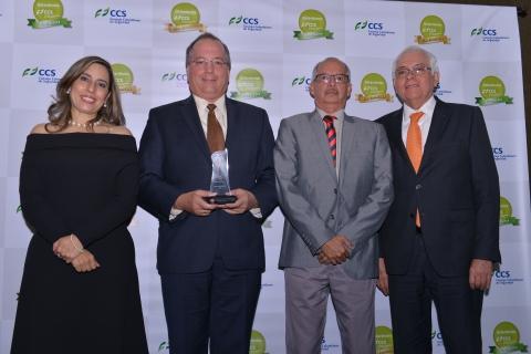 Eduardo Bustamante director de Operaciones y Sistemas del Grupo Puerto de Cartagena