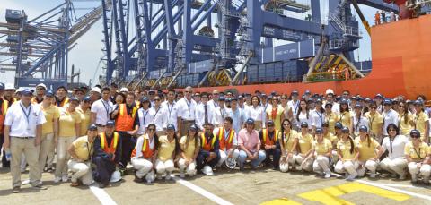 Nuestra gente, Grupo Puerto de Cartagena