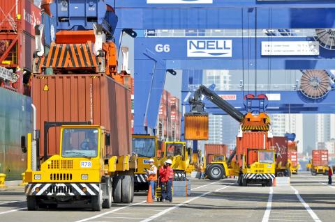 Plataforma portuaria - Sociedad Portuaria de Cartagena