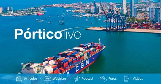Expertos y líderes del sector opinan sobre el sector portuario y marítimo