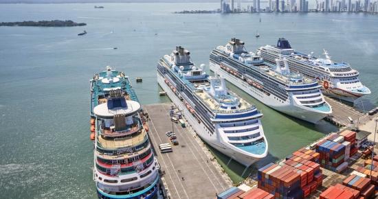 Modernización en avanzada tecnología portuaria