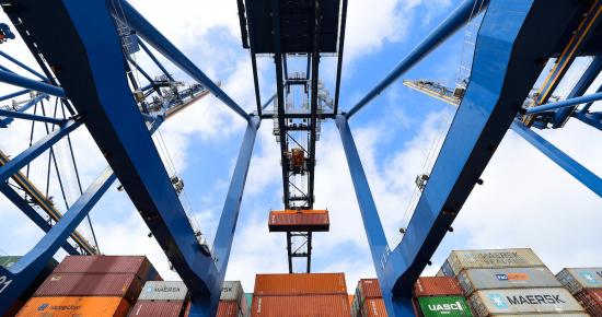 Puerto de Cartagena un punto estratégico en el Caribe
