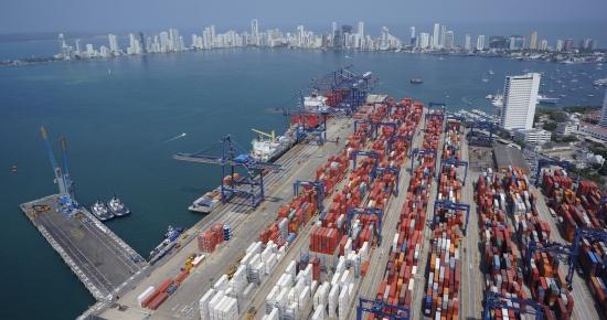 Sociedad Puerto de Cartagena, puerta de las Américas