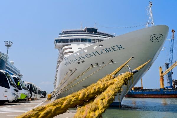 Crucero mas lujoso del mundo en la SPRC