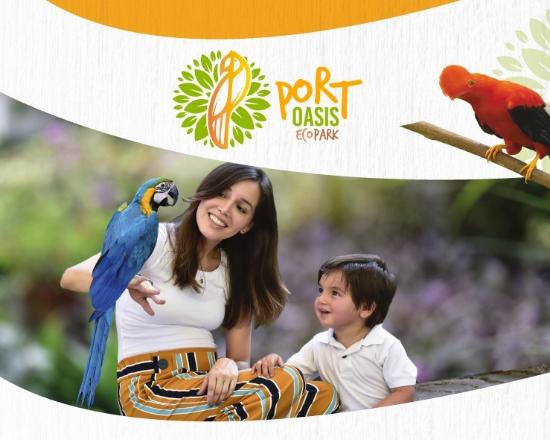 apertura port oasis eco park – SPRC