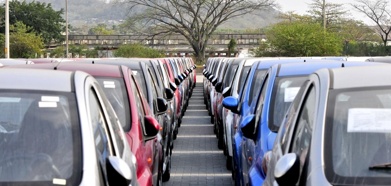 Como parte  del plan maestro de desarrollo, Contecar cuenta con nuevos espacios de almacenamiento que tienen capacidad hasta de 9.000 autos.