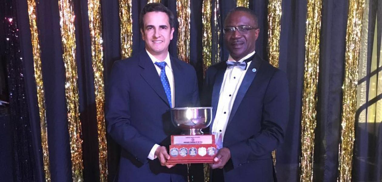 En el marco de la clausura de la 46ª reunión de la Caribbean Shipping Asociation, celebrada entre el 17 y 19 de octubre en Trinidad y Tobago, el puerto de Cartagena fue reconocido por octava ocasión como el mejor puerto del Caribe
