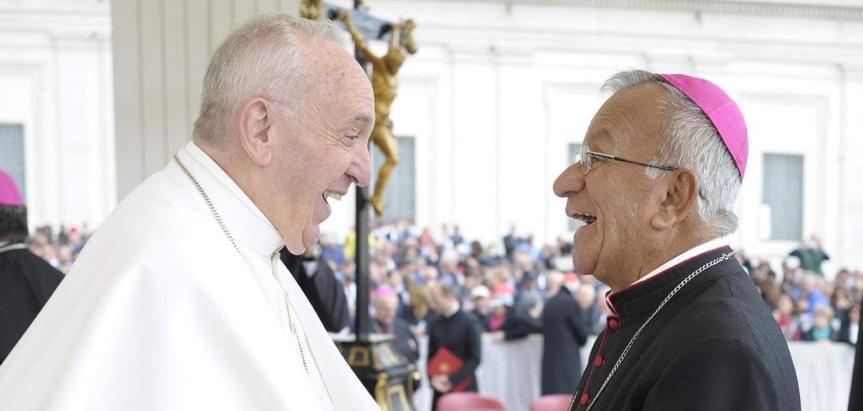 La Terminal de Contecar será un escenario de reflexión y fé nos sentimos orgullosos de poder recibir al Papa Francisco, a cartageneros y demás visitantes en la visita del Papa a Colombia