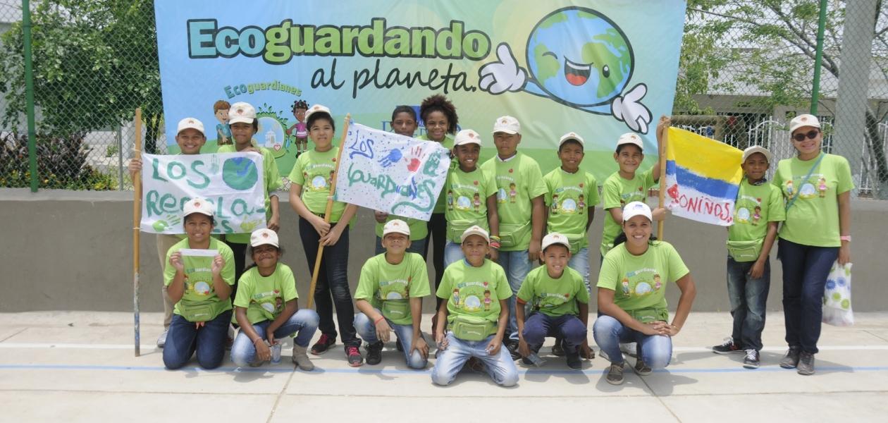 """El próximo 6 de marzo iniciará """"Ecoguardianes"""" programa de la Fundación Puerto de Cartagena."""