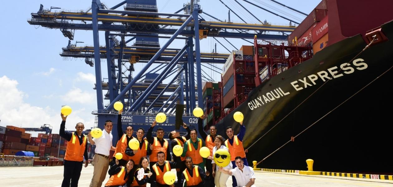 Sociedad Portuaria de Cartagena y Contecar estan entre las mejores empresas para trabajar en América Latina en cada una de sus categorías