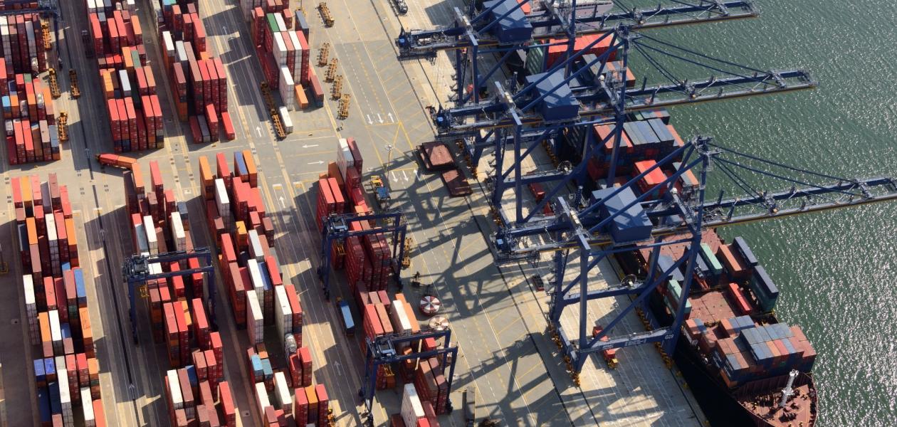 Servicios portuarios - nueva regulación aduanera