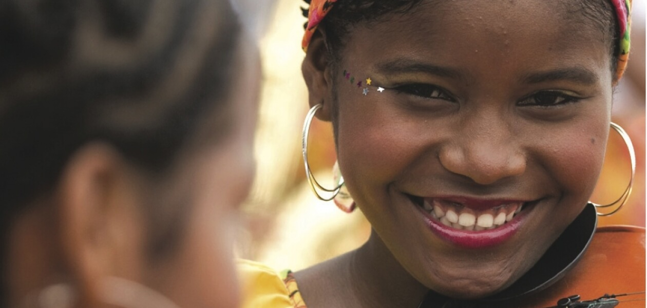 La música del Caribe, Puerto de Cartagena
