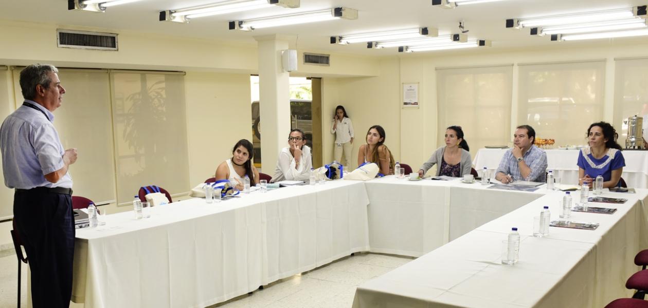 Tanto la Sociedad Portuaria Regional de Cartagena como Contecar hacen esfuerzos para aportarle al compromiso adquirido por Colombia durante la XXI Conferencia Internacional sobre Cambio Climático