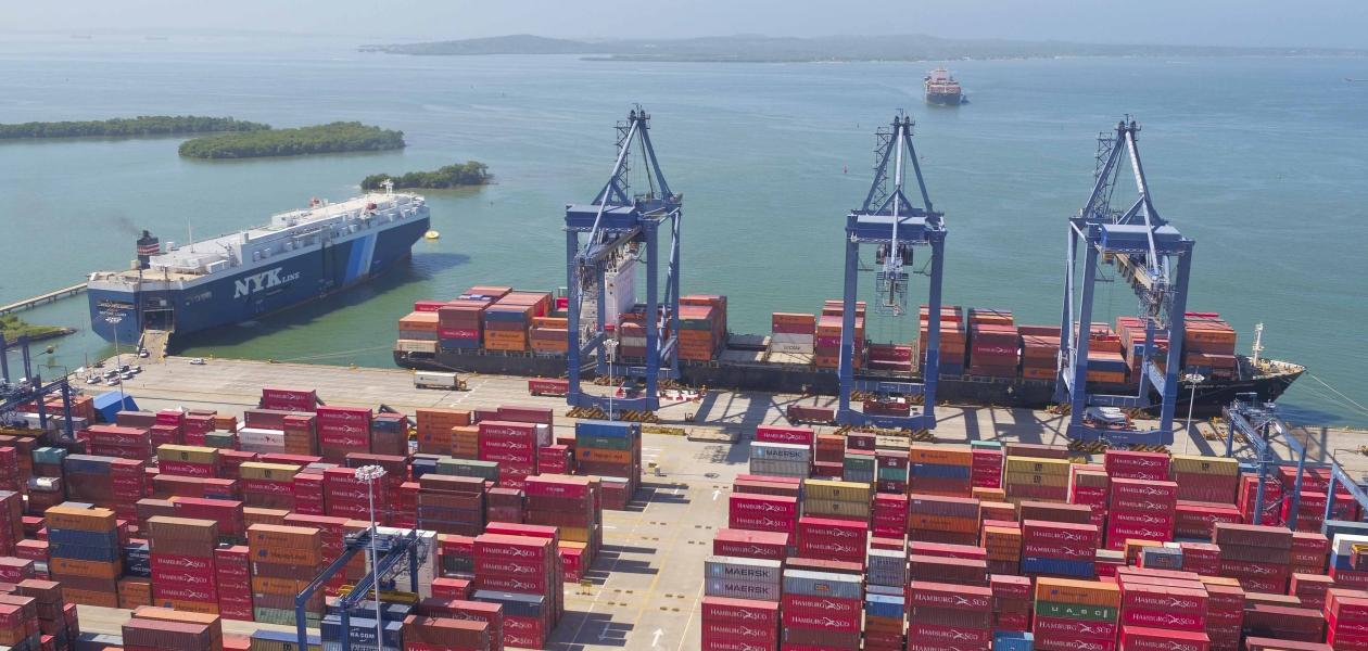 La Organización Puerto de Cartagena desarrolló un software para planificar y gestionar la dinámica de arribo, operación y zarpe de buques en sus terminales.