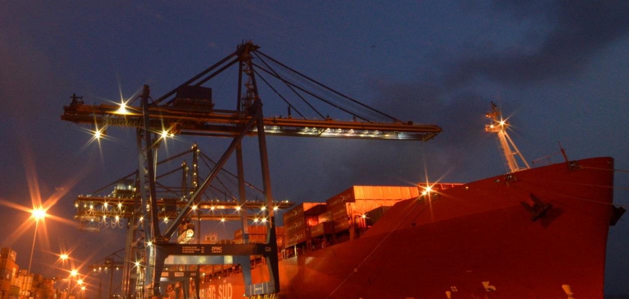 Récord de productividad en Puerto Cartagena