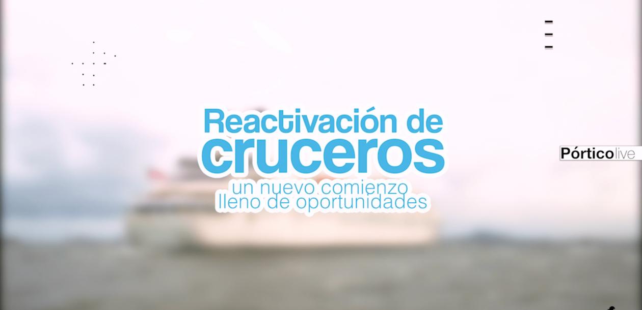 Reactivación de cruceros en Cartagena