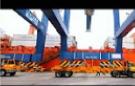 En un proceso constante de mejorar la infraestructura portuaria, llegaron en agosto de 2015 5 nuevas modernas grúas Súper Post Panamax a la Organización Puerto de Cartagena.