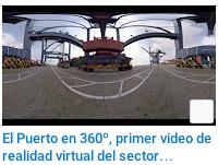 cinco minutos de escenarios con la operación logística y portuaria de la Organización Puerto de Cartagena desde diferentes ángulos.